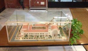 Diagrama Colegio Claret Sevilla