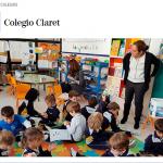 Entre los 100 mejores colegios de El Mundo